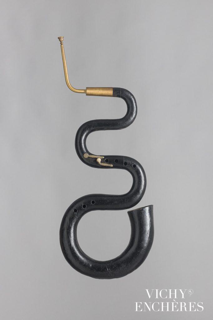 Serpent de BAUDOUIN