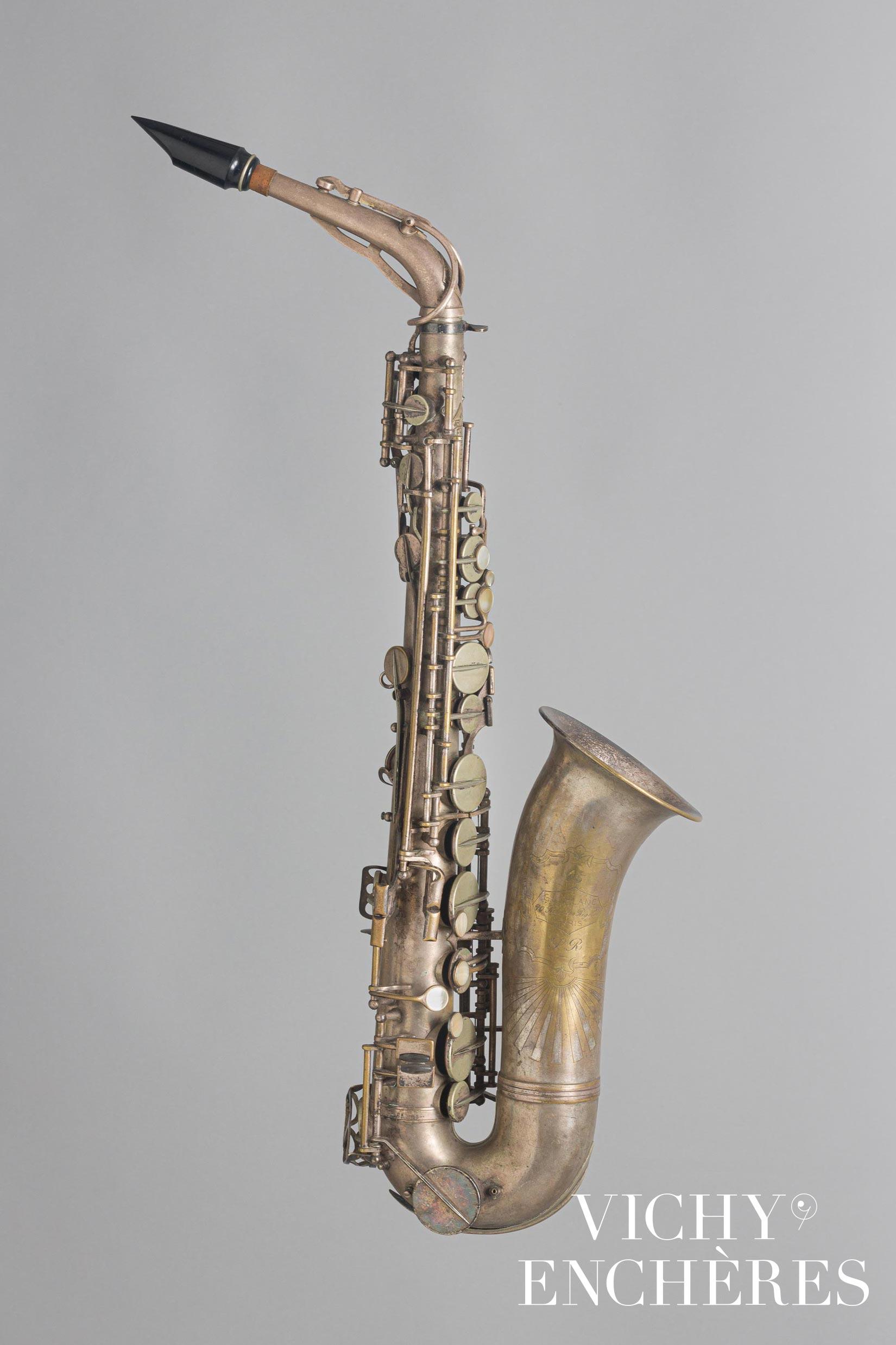 Saxophone alto de LEBLANC, modèle Semi-rationnel