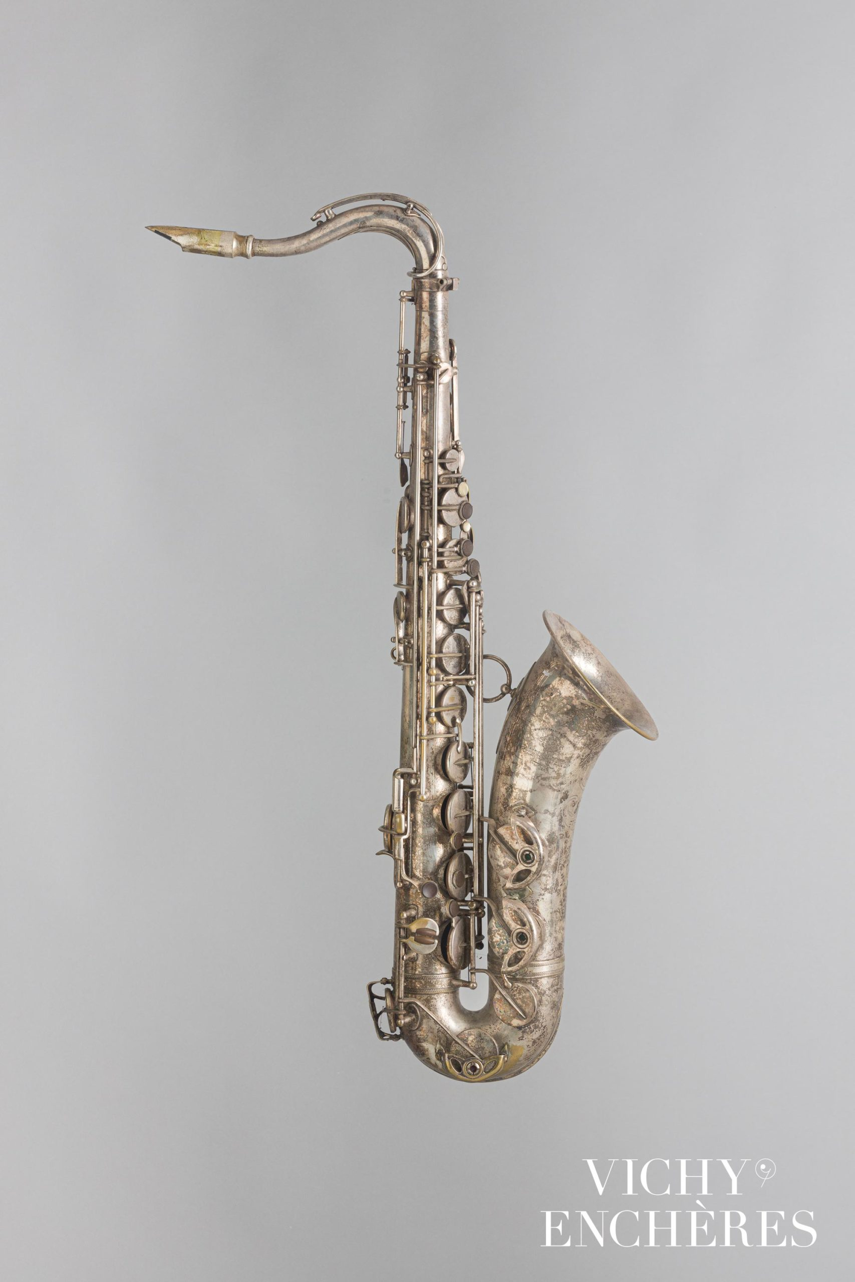 Saxophone ténor de SELMER modèle Balanced Action